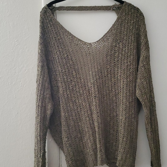 Altar'd State Sweaters - Altar'd State Crochet Top  S/M